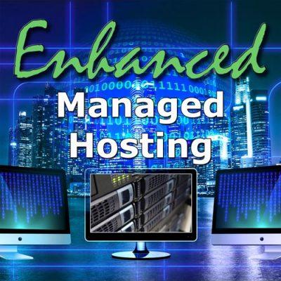 enhanced web hosting